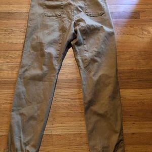 Other - Boys Khaki jogger pants.
